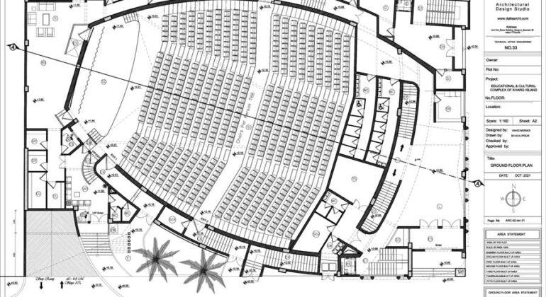 طراحی نقشه ساختمانی